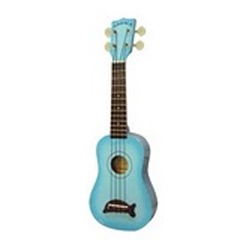 Kala Soprano Ukulele Light Blue