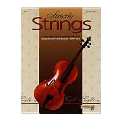 Strictly Strings Book 1  Cello