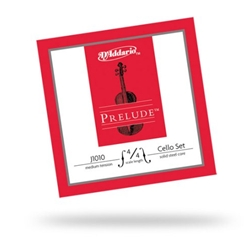 D'Addario String Cello 4/4 C Prelude