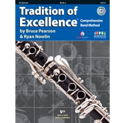 Tradition Of Excellence Book 2 Clarinet