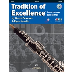 Tradition Of Excellence Book 2 Oboe