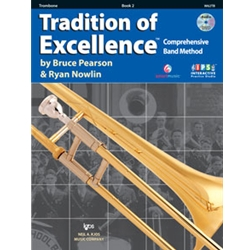 Tradition Of Excellence Book 2 Trombone