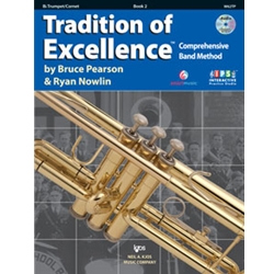 Tradition Of Excellence Book 2 Trumpet