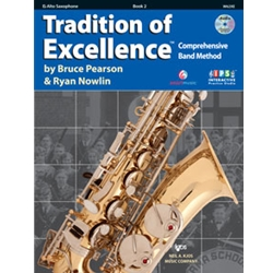 Tradition Of Excellence Book 2 Alto Sax