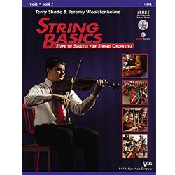 String Basics Book 2 Viola