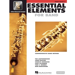 Essential Elements 2000 Book 2 Oboe