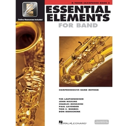 Essential Elements 2000 Book 2 Tenor Sax