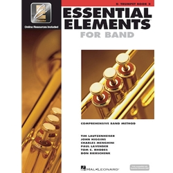 Essential Elements 2000 Book 2 Trumpet