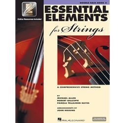 Essential Elements 2000 Strings Book 2 Bass