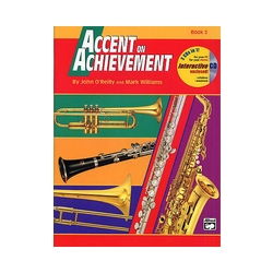 Accent On Achievement 2 Tenor Sax