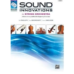 Sound Innovations Book 1 Violin