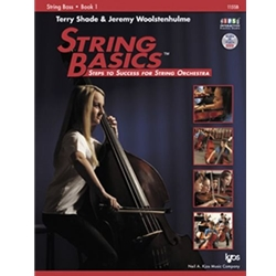 String Basics Book 1 Bass