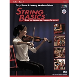 String Basics Bk 1 Violin