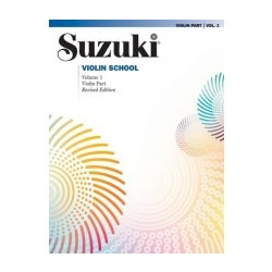 Suzuki Violin School Volume 1 Violin Pt