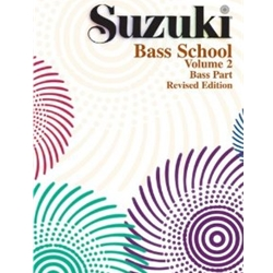 Suzuki Bass School V2  Bass