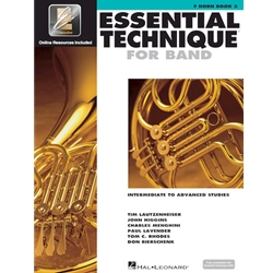 Essential Techniques 2000 French Horn