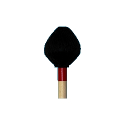 Mike Balter Mallets Cord Soft Black