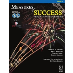 Measures Of Success Book 1 Bass Clarinet