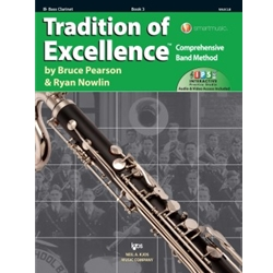 Tradition Of Excellence Book 3 Bass Clarinet