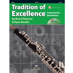Tradition Of Excellence Book 3 Oboe