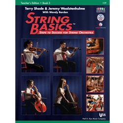String Basics Bk 3 Cello