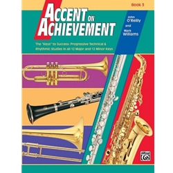 Accent On Achievement 3 Combo Percussion