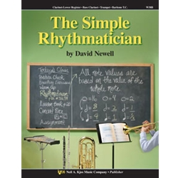 The Simple Rhythmatician Clarinet Tenor Sax Bb upper