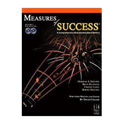 Measures Of Success Book 2 Baritone Treble Clef