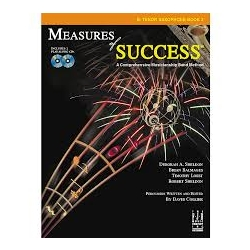 Measures Of Success Book 2 Tenor Sax