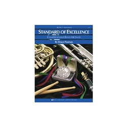 Standard Of Excellence Book 2  Trumpet