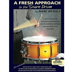 A Fresh Approach to Snare Drum