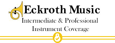 Maintenance & Repair Coverage Intermediate or Professional Flute or Clarinet