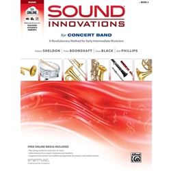 Sound Innovations Bk2 Percussion