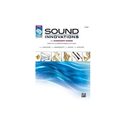 Sound Innovations Bk1 Bari Sax