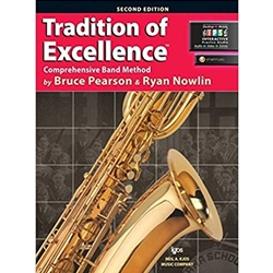 Tradition Of Excellence Bk1 Bari Sax