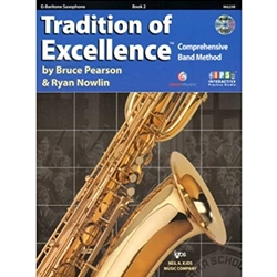 Tradition Of Excellence Bk2 Bari Sax