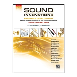 Sound Innovations Ensemble Development Young Timpani/Aux. Perc.