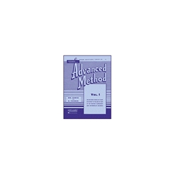Rubank Advanced Method Vol1  Dr