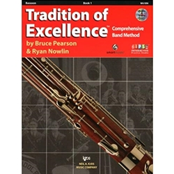 Tradition Of Excellence Bk1 Bassoon