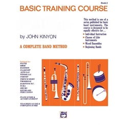 Basic Training Course Book 2 Tenor Sax