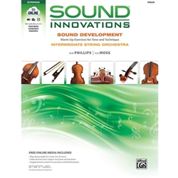 Sound Innovations Sound Development Cello